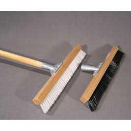 White Pile Brush Carpet Rake - Be Green Carpet Cleaning
