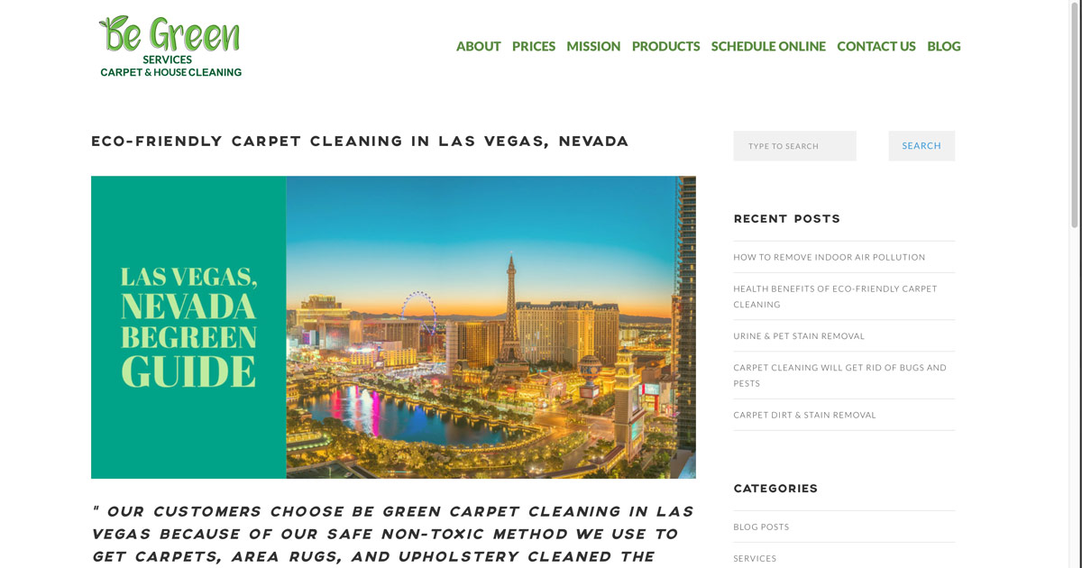 Eco Friendly Carpet Cleaning Las Vegas Carpet Review