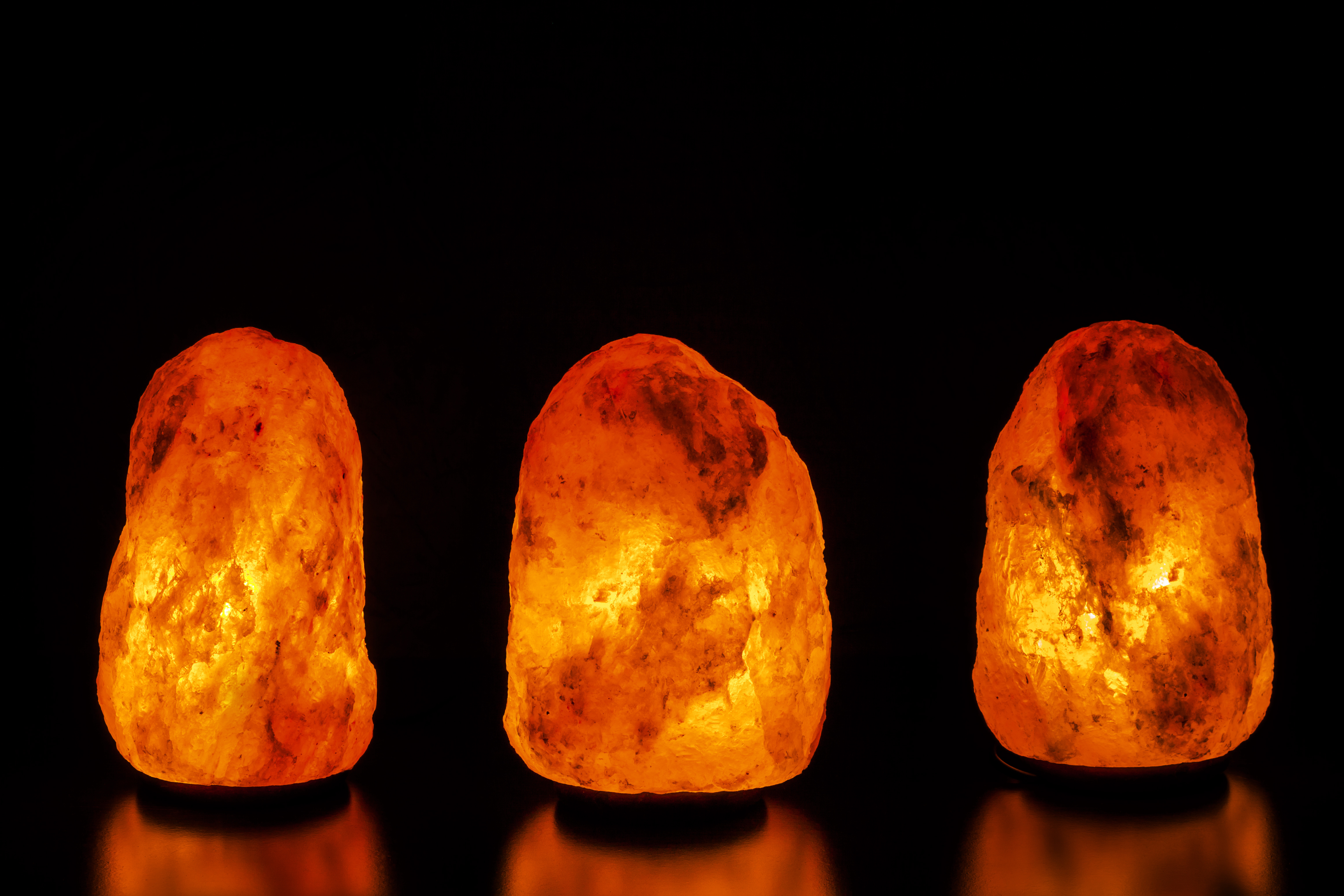 Salt Lamps Good For : Himalayan Salt Lamps- Let the Good Vibes Glow! - Be Green Carpet Cleaning