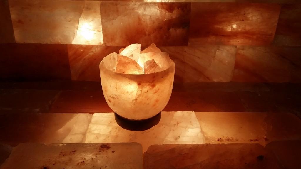 Himalayan Salt Prosperity Bowl Lamps - Be Green Carpet Cleaning