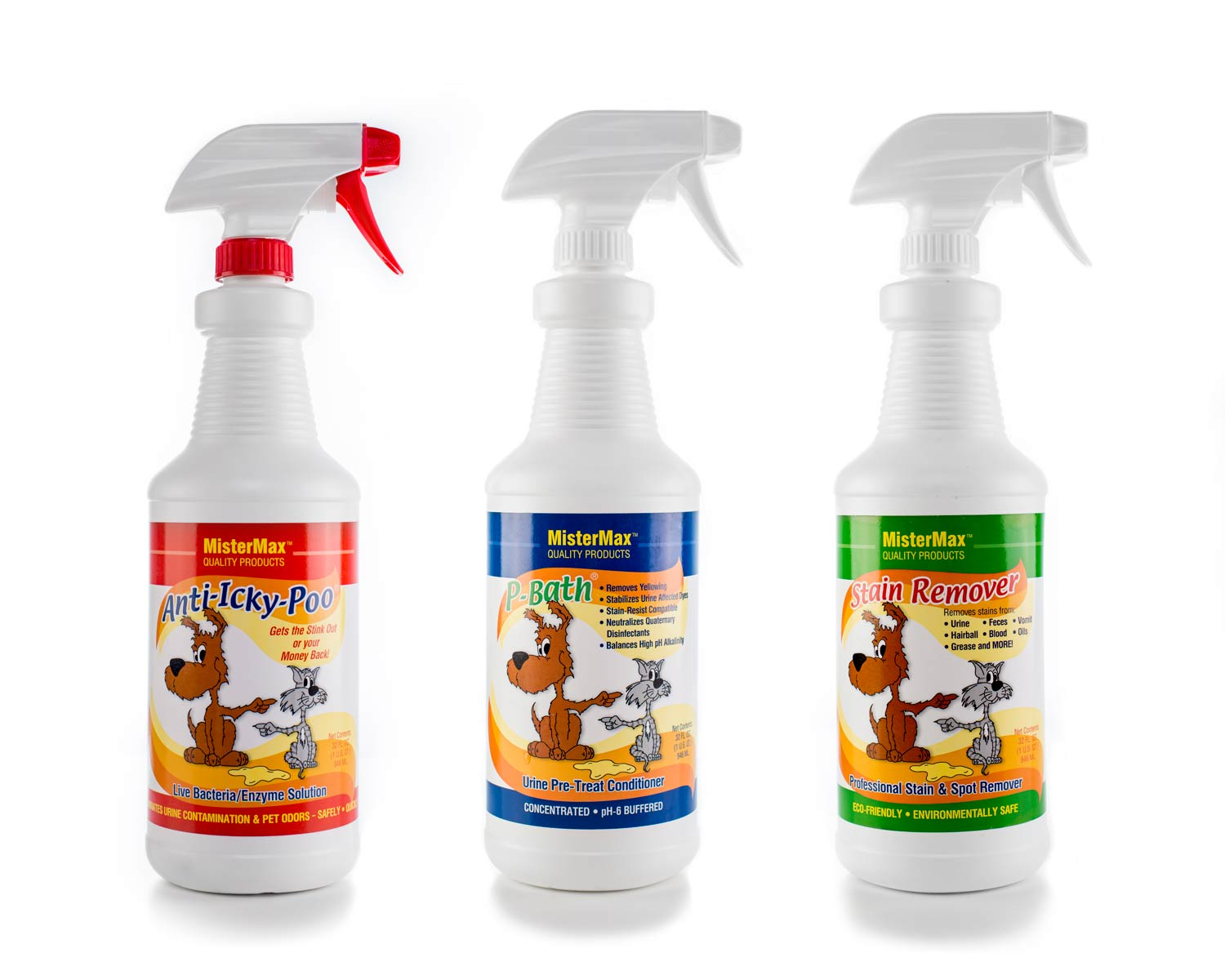 Anti Icky Poo Sample Starter Pack Be Green Carpet Cleaning