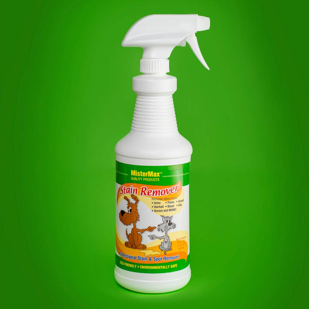 Anti Icky Poo Stain Remover Quart Be Green Carpet Cleaning